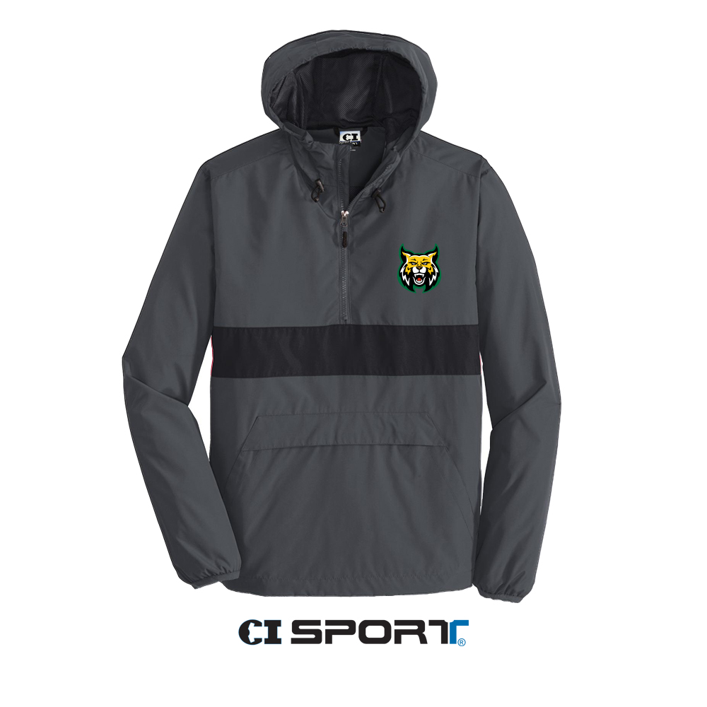 Wildcat Logo Windbreaker