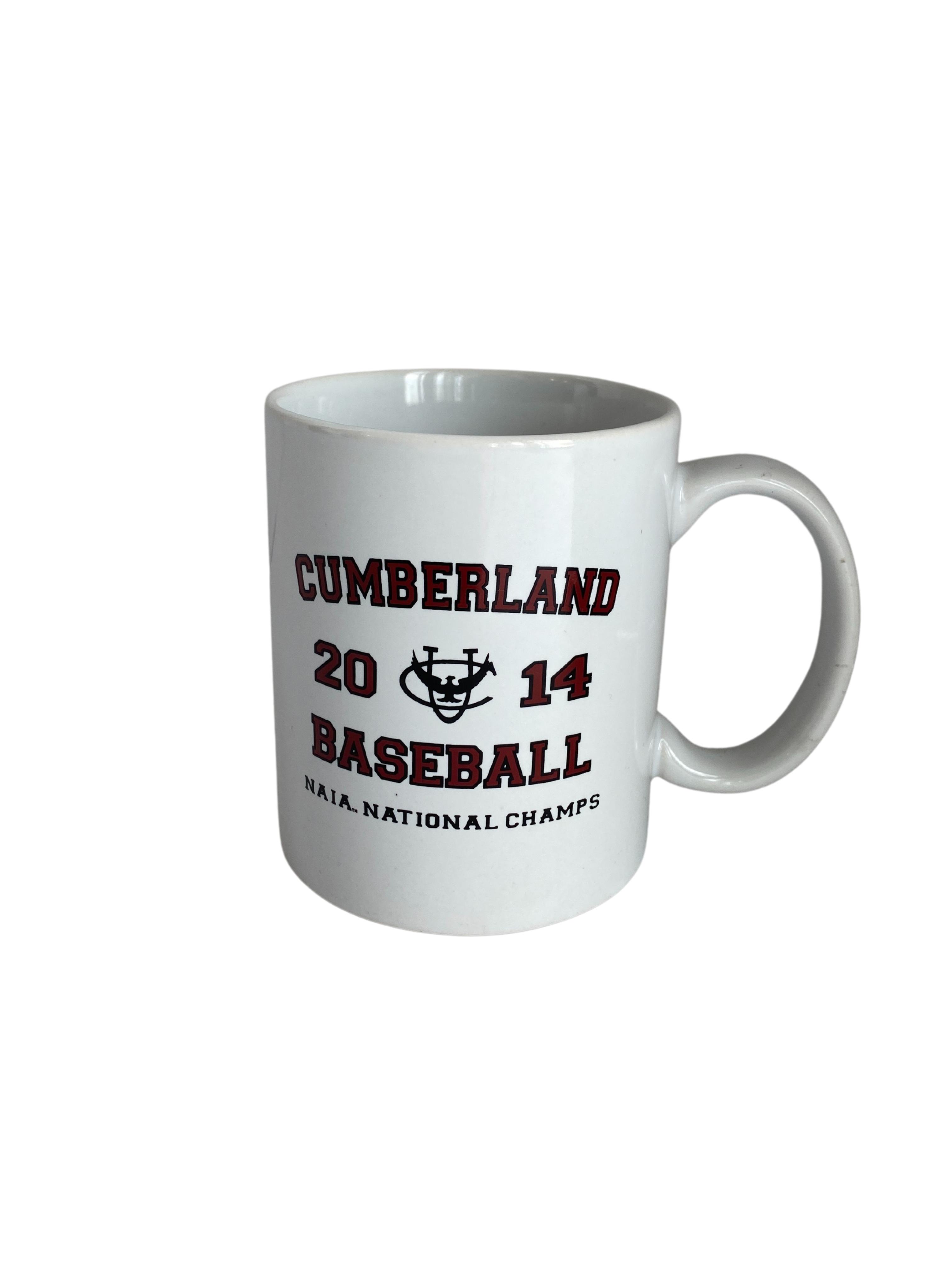 NAIA Champs Baseball Mug - 5232