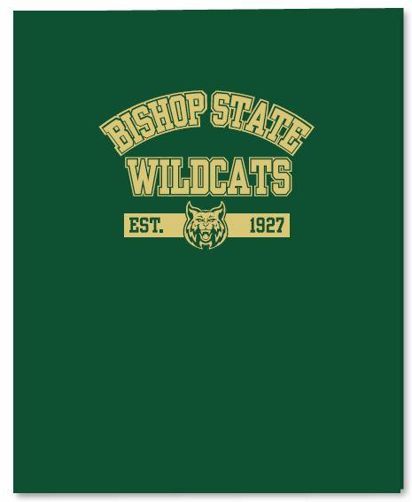 Bishop State Folder