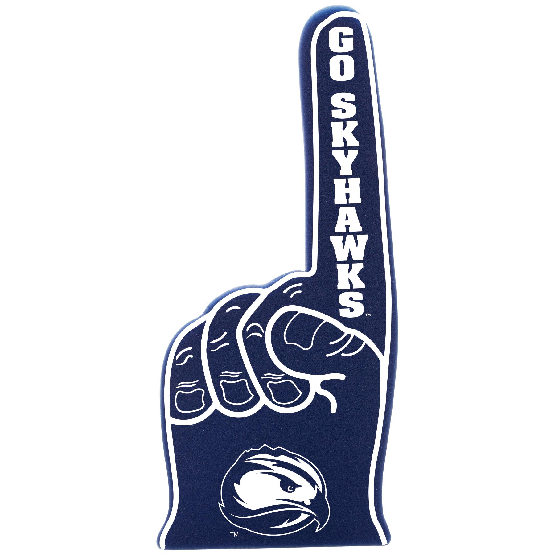 Hawks Foam Finger