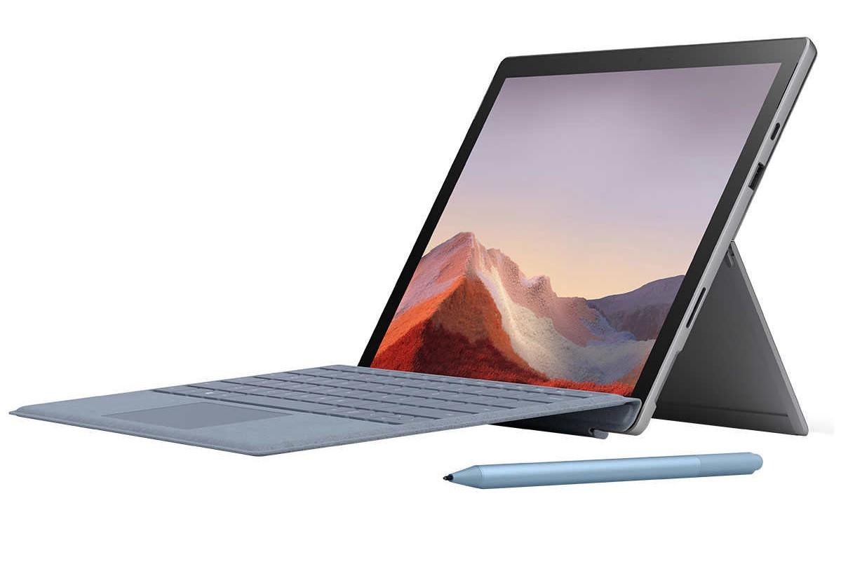 Microsoft Surface Pro 7+ Bundle
