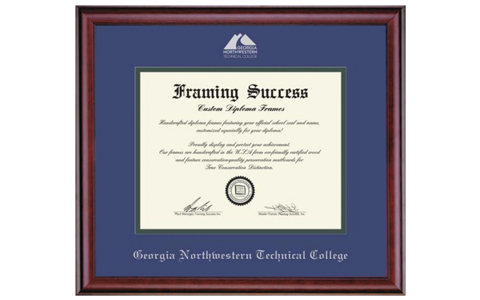 GNTC Classic Diploma Frame