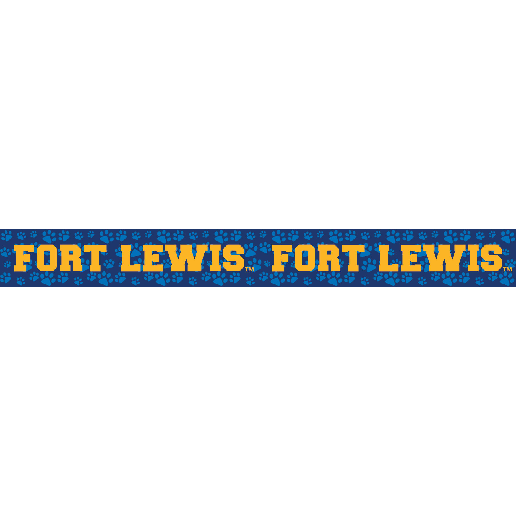 "1"" Fort Lewis Pet Leash"