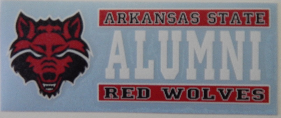 ASU Alumni Decal
