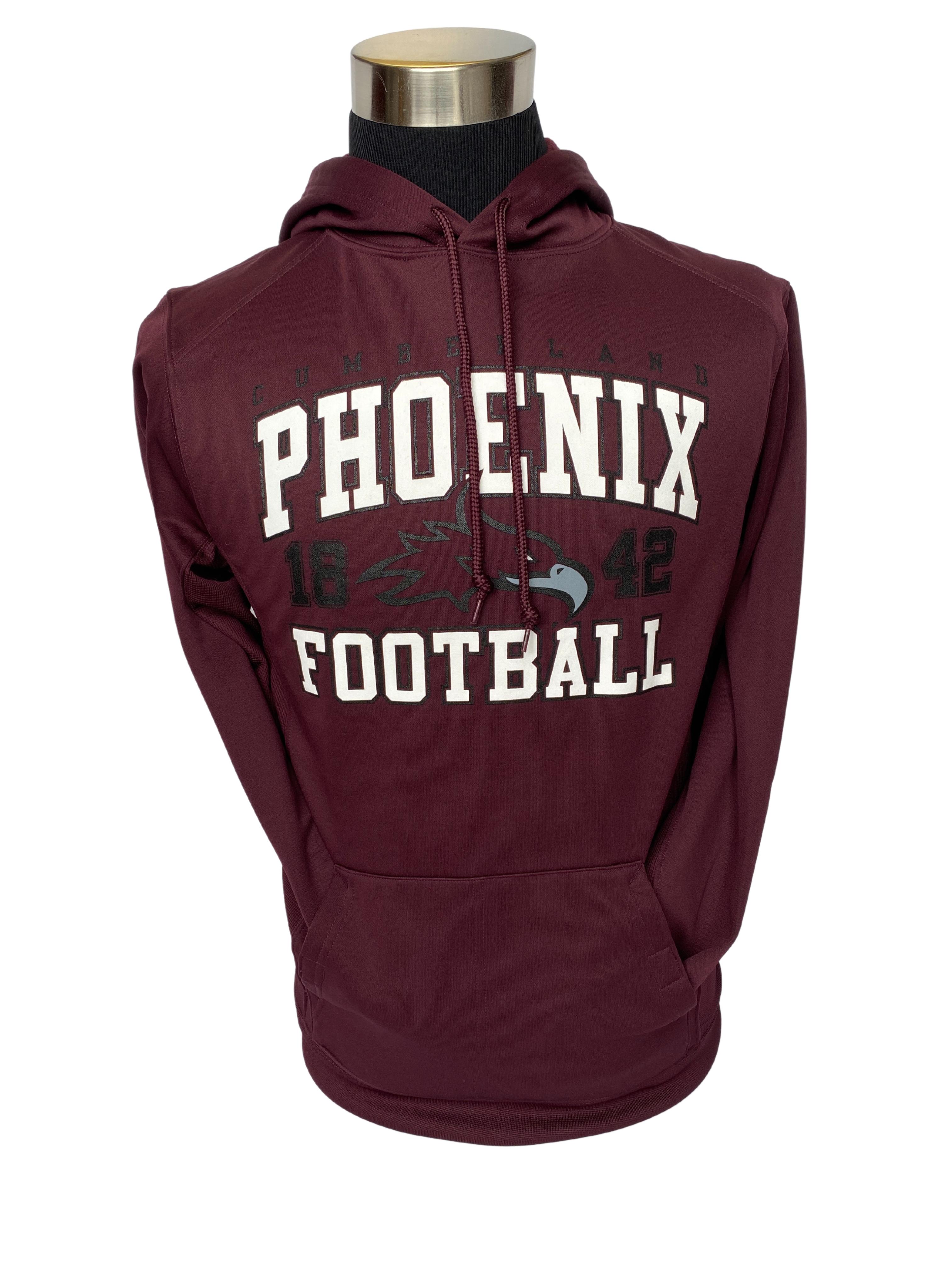 Phoenix Football Poly Fleece Hoodie