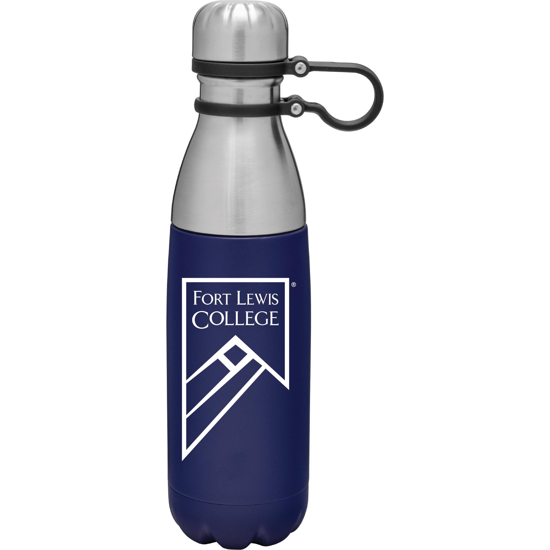 h2go Stainless Steel Sync Bottle