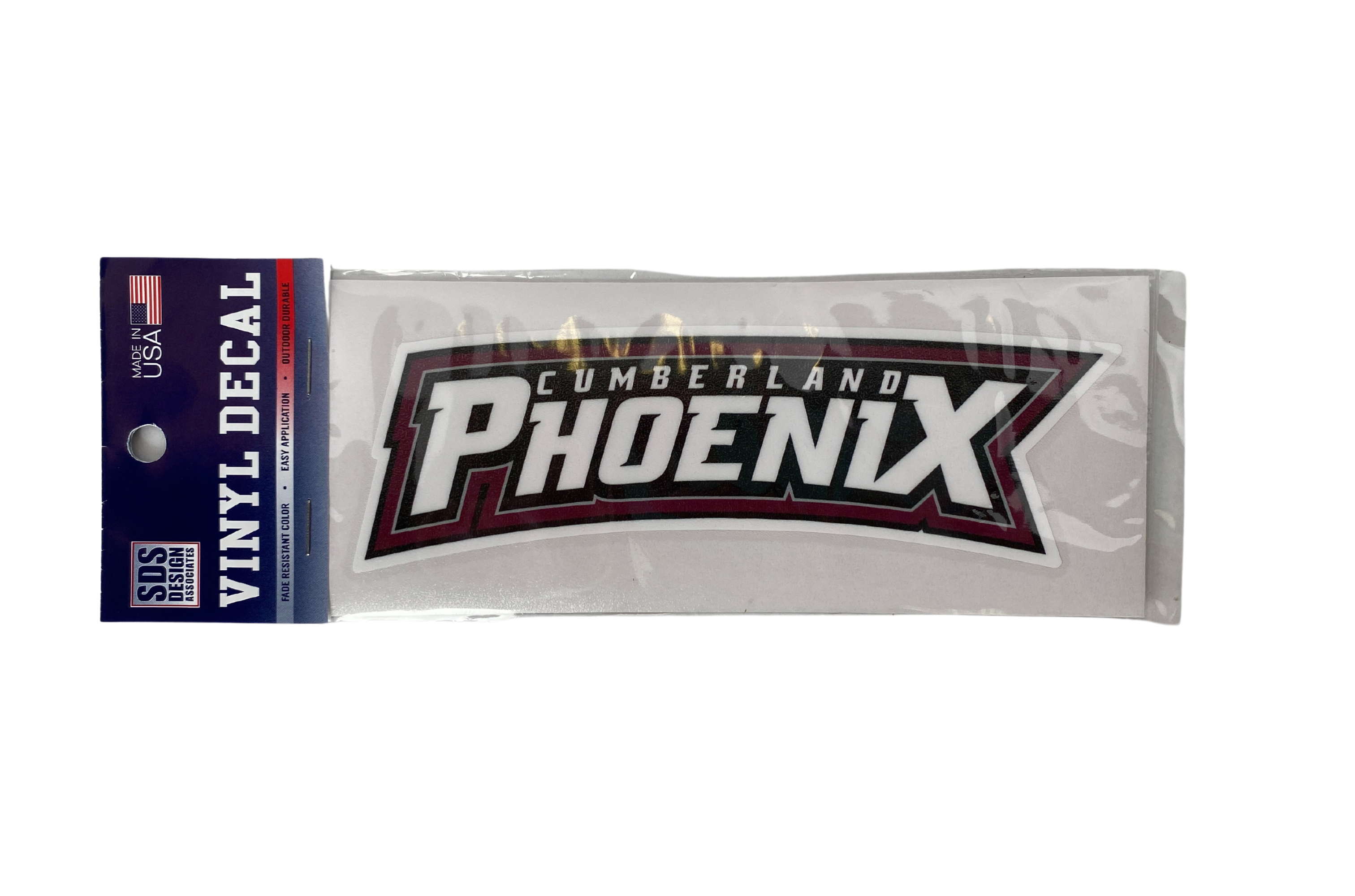 Cumberland Phoenix Decal