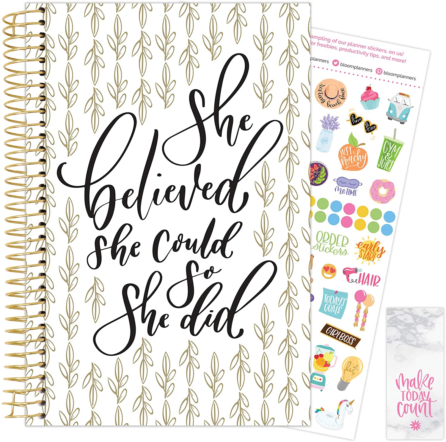 Writefully His 2021-22 Soft Cover Planner