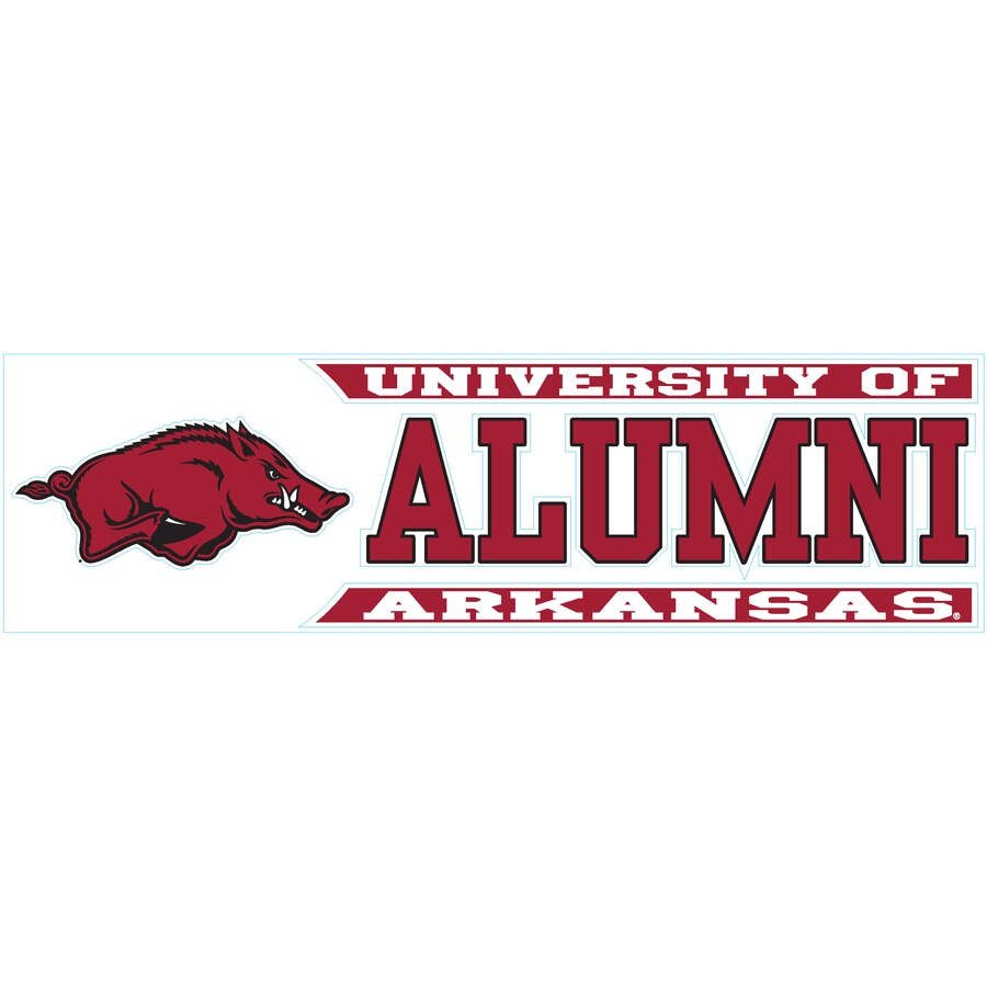 U of A Alumni Decal