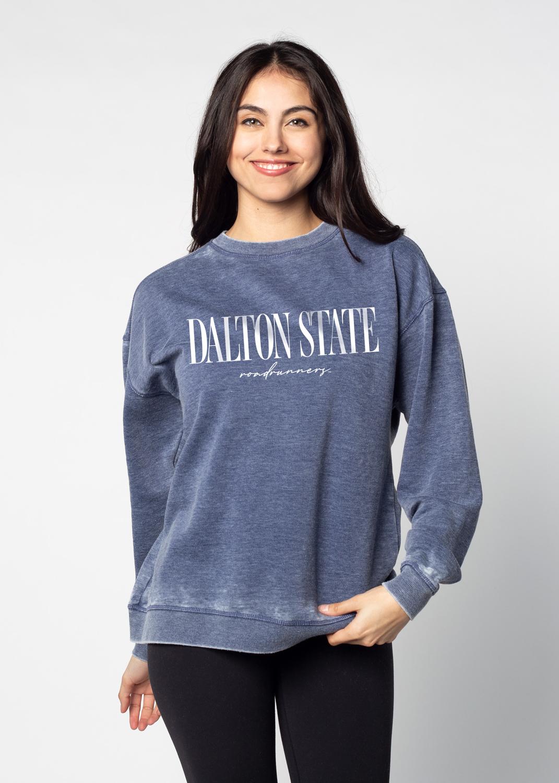 Dalton State Roadrunners Campus Crew Sweatshirt
