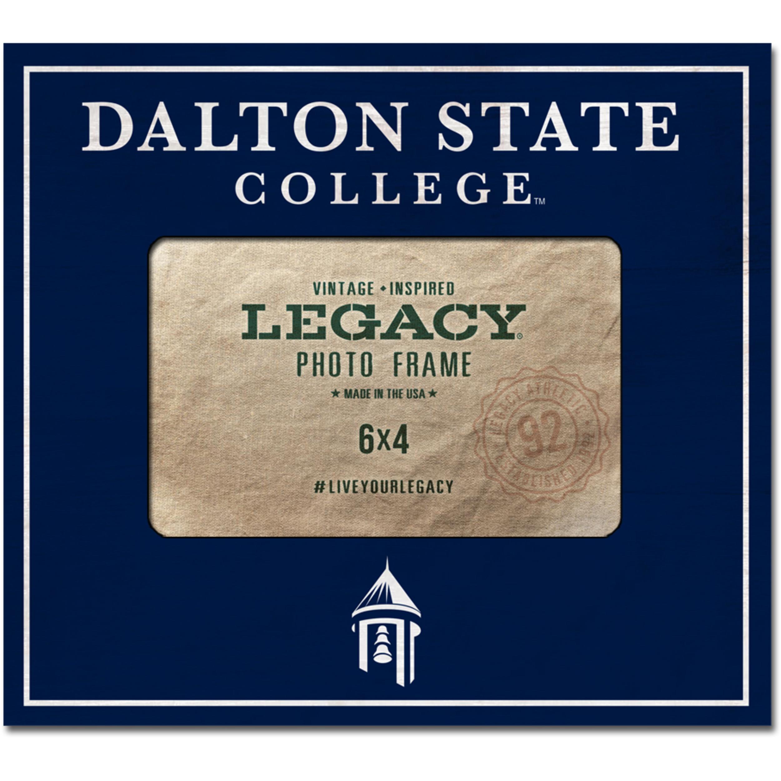 Dalton State College 4x6 Picture Frame