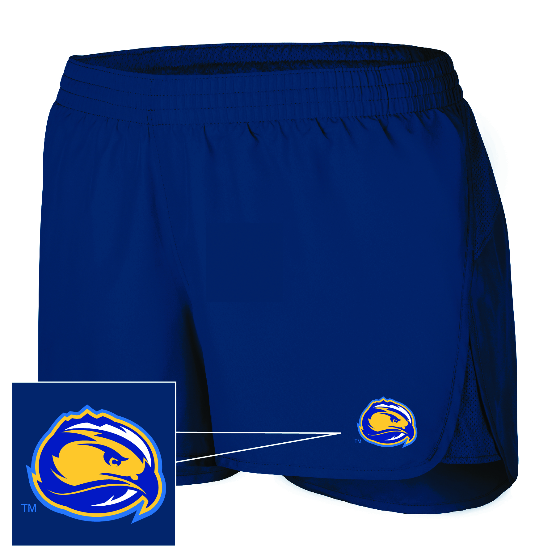 Skyhawk Running Shorts