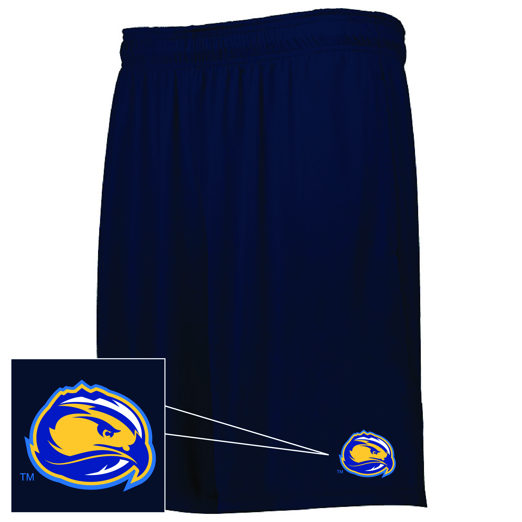 Skyhawk Basketball Shorts
