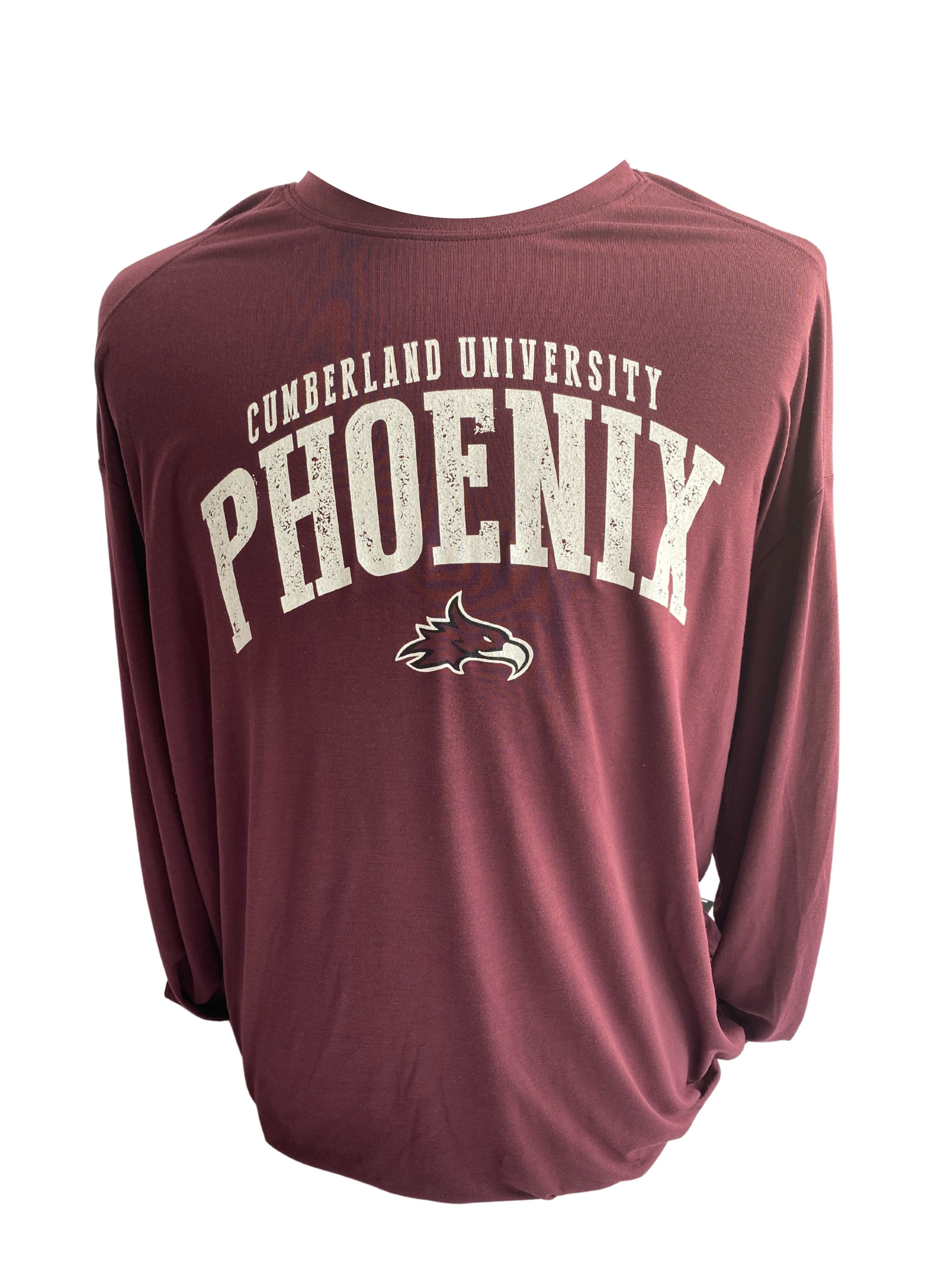 Cumberland University Phoenix B-tech Long Sleeve Shirt