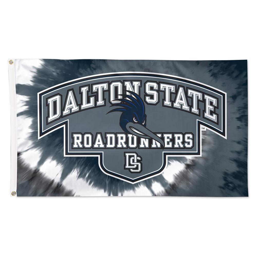 Dalton State Roadrunners Tie Dye Deluxe 3x5 Flag