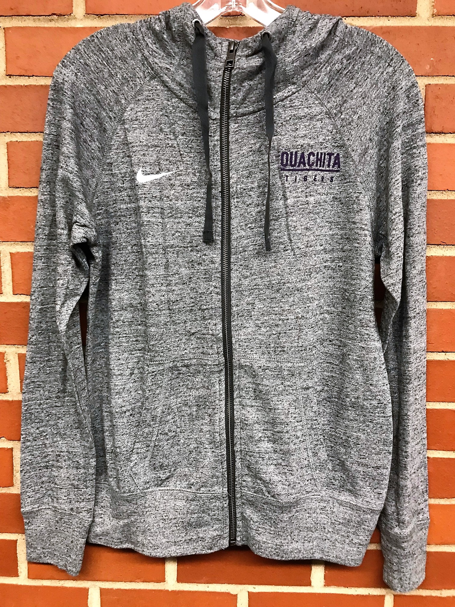 OUACHITA TIGERS VINTAGE FULL ZIP JACKET
