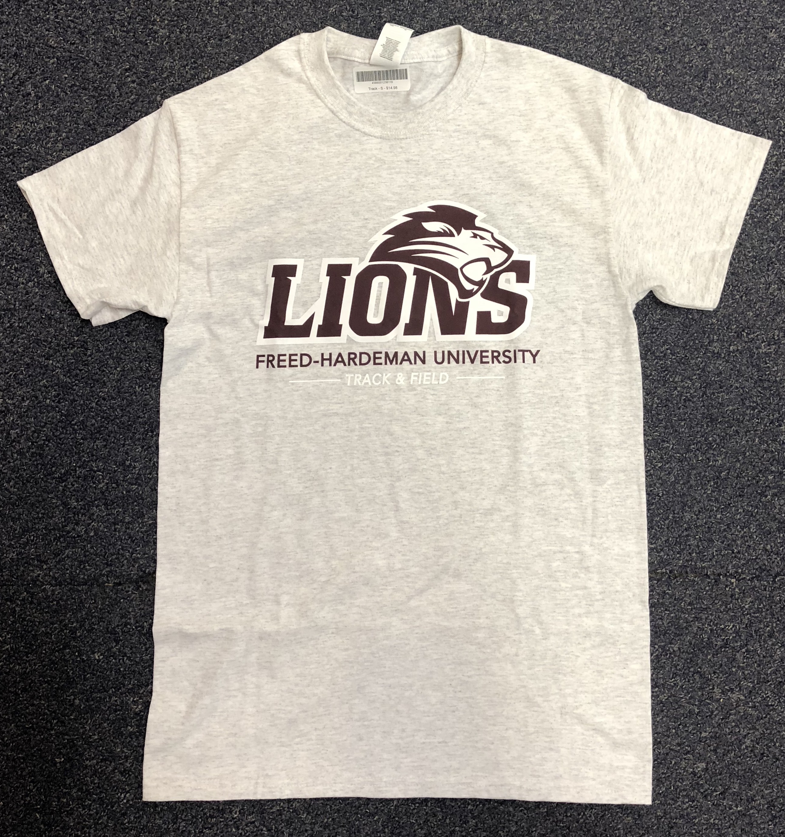 Lions Track & Field Tee