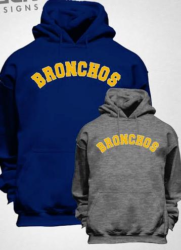 Bronchos Hood