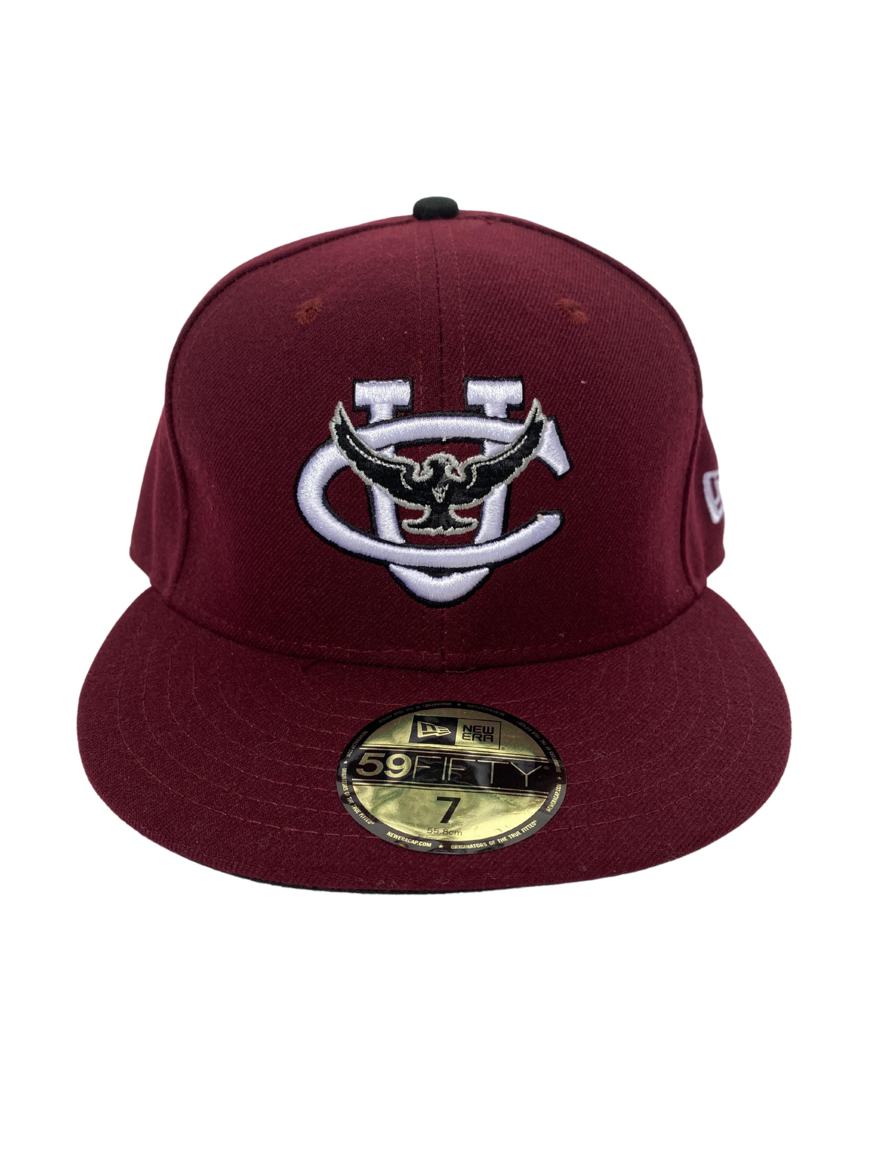 CU Logo New Era Maroon Hat