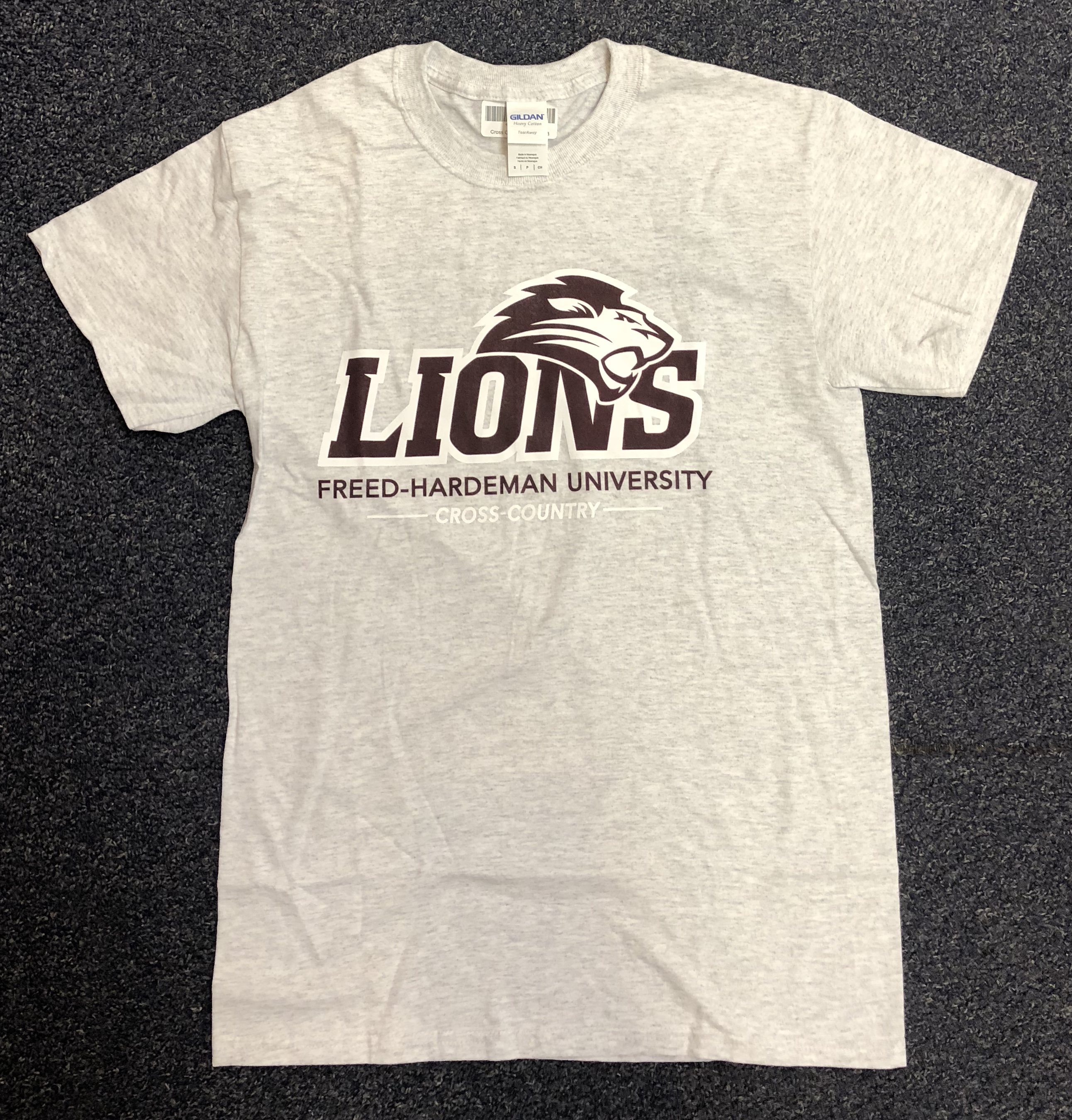Lions Cross-Country Tee