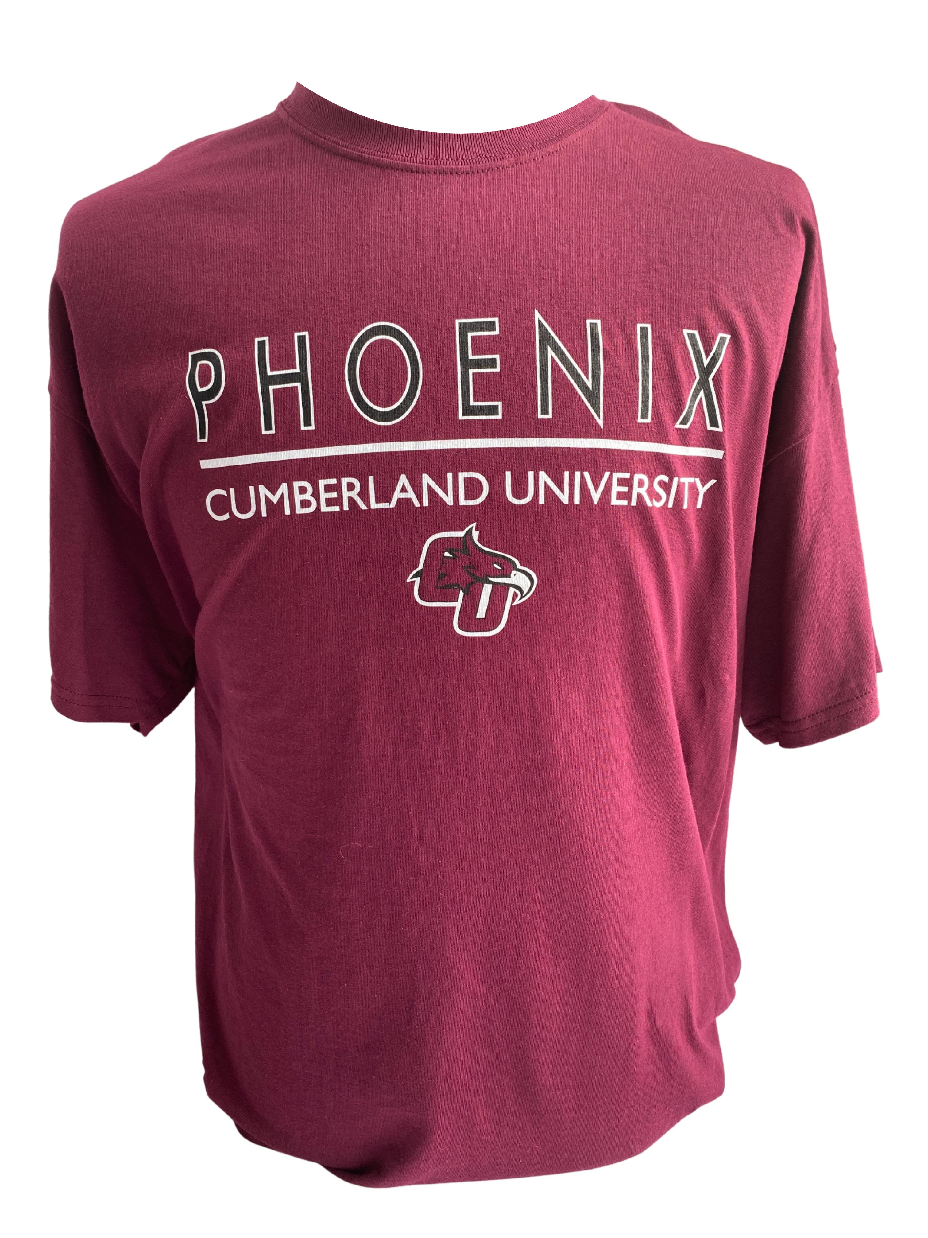 Phoenix Cumberland University Tshirt