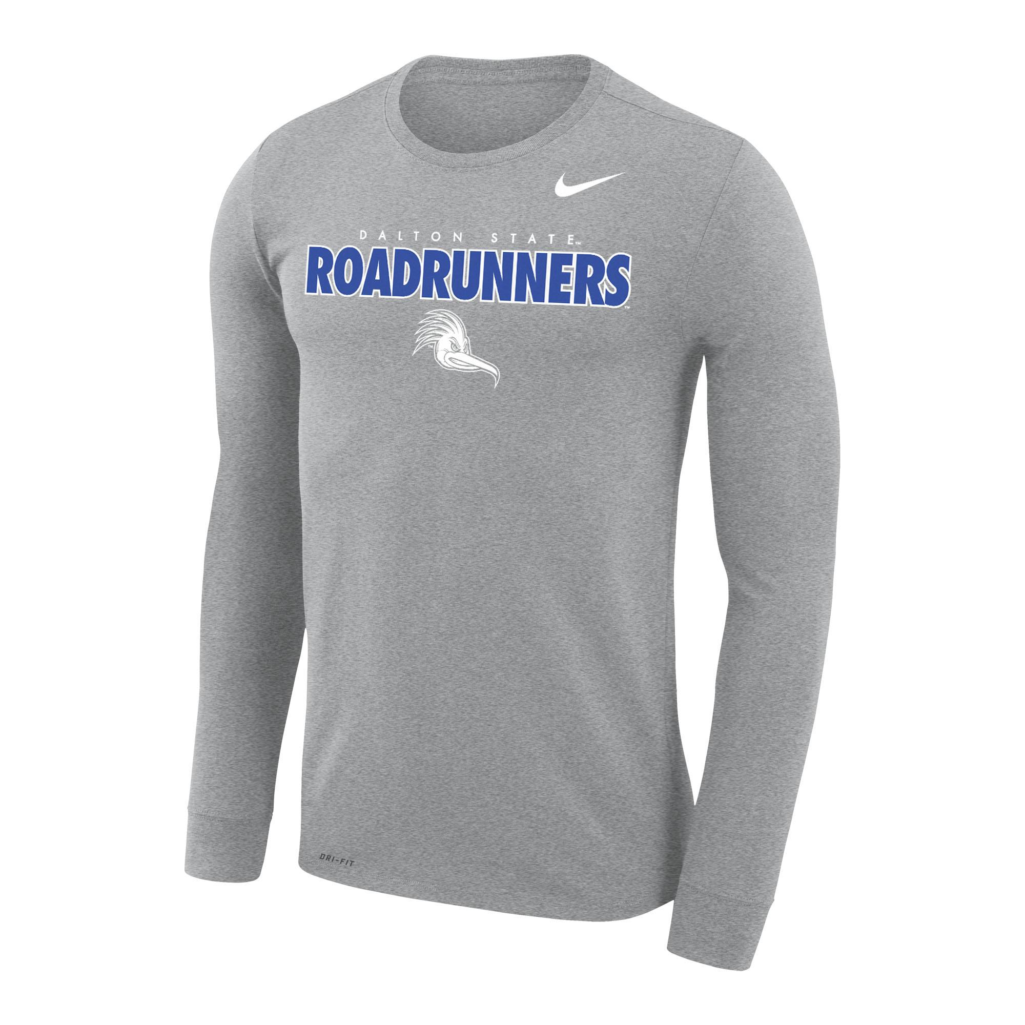 Dalton State Roadrunners Legend Nike® Long Sleeve Shirt