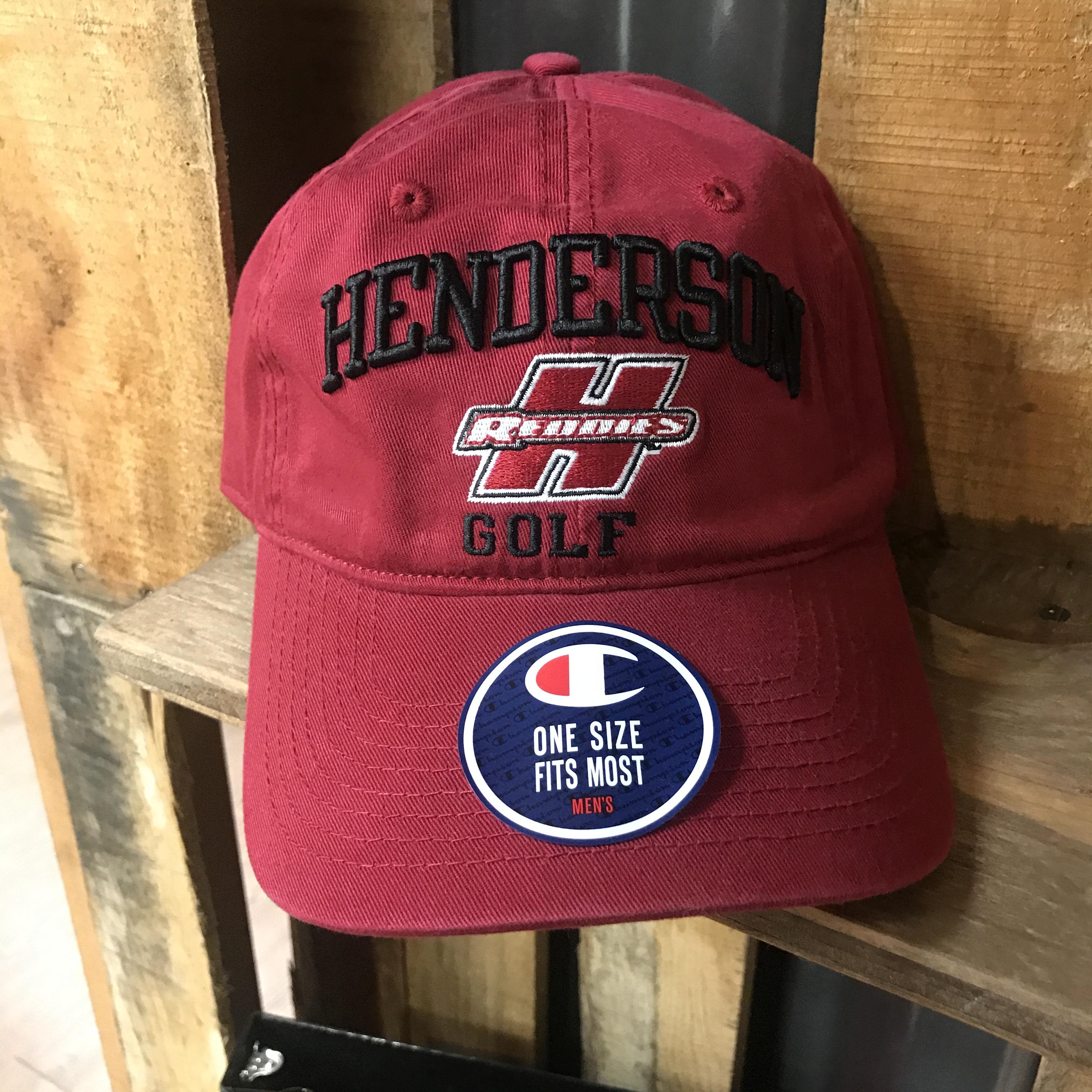 Champion Golf Hat