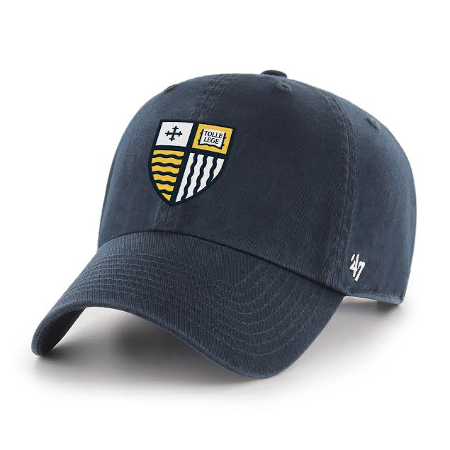 Navy Shield Clean Up Hat