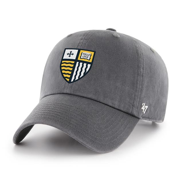 Charcoal Shield Clean Up Hat