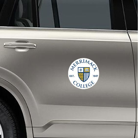 Shield Car Magnet