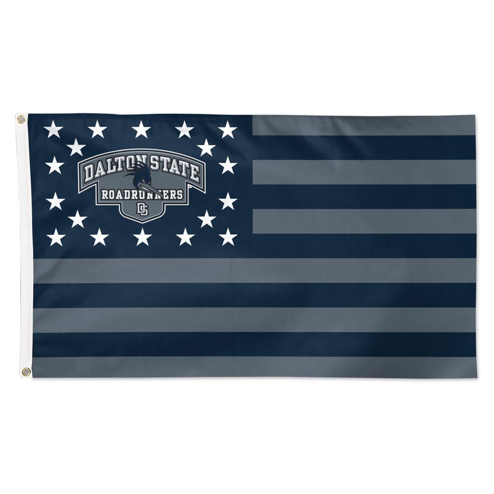Dalton State America Deluxe 3x5 Flag