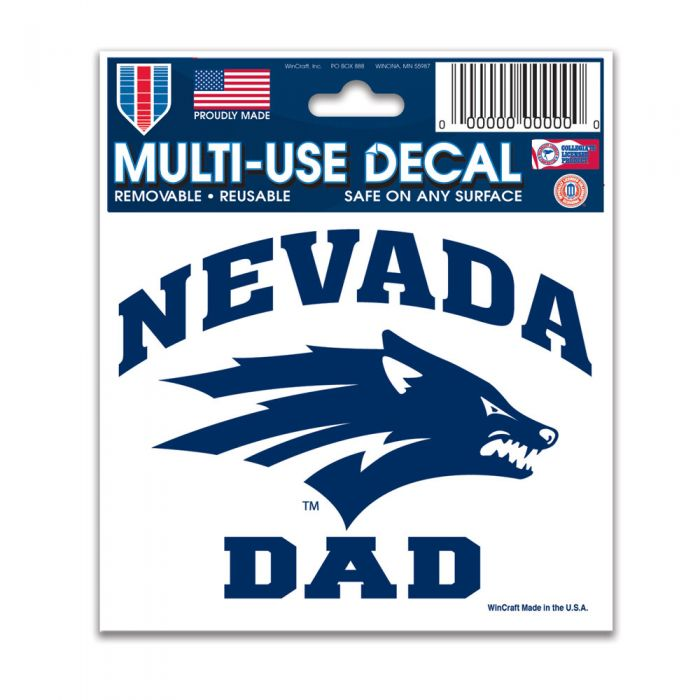 Nevada Dad Decal