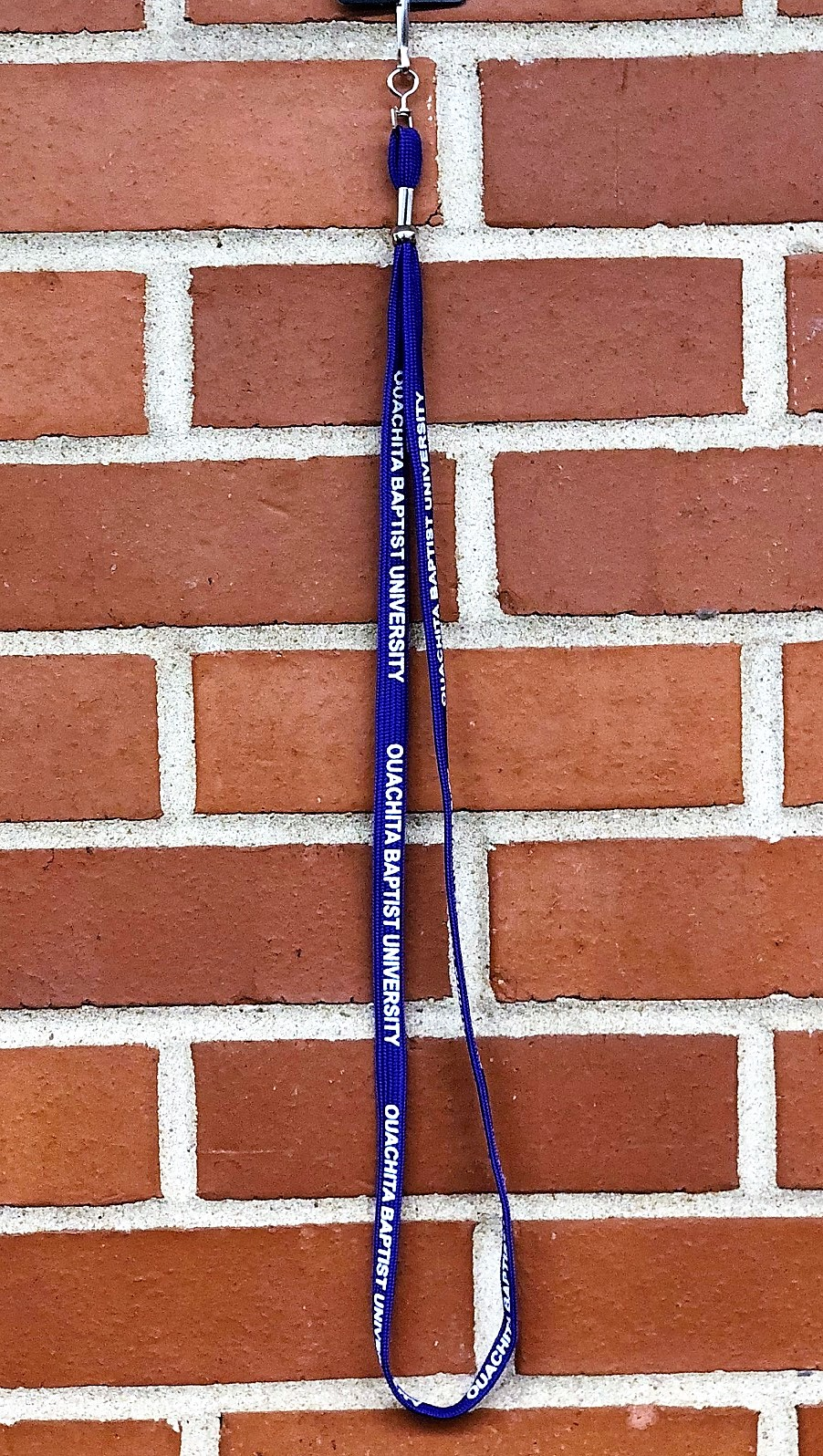 OUACHITA BAPTIST UNIVERSITY PRINTED LANYARD