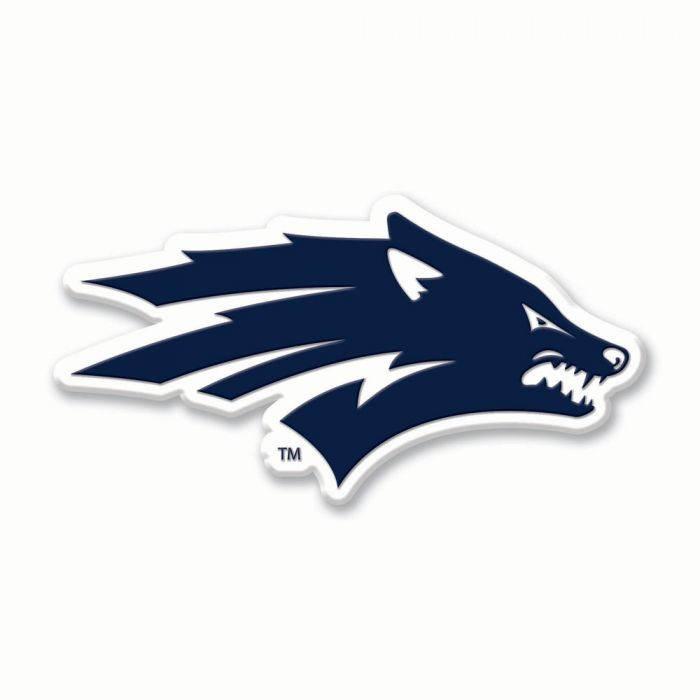 Flexible Nevada Wolf Pack Decal
