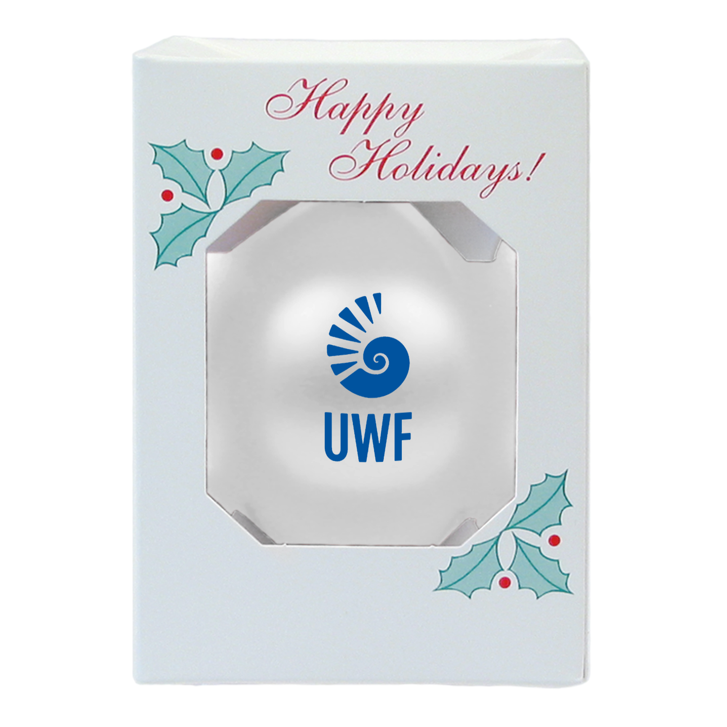 Simple UWF Ornament