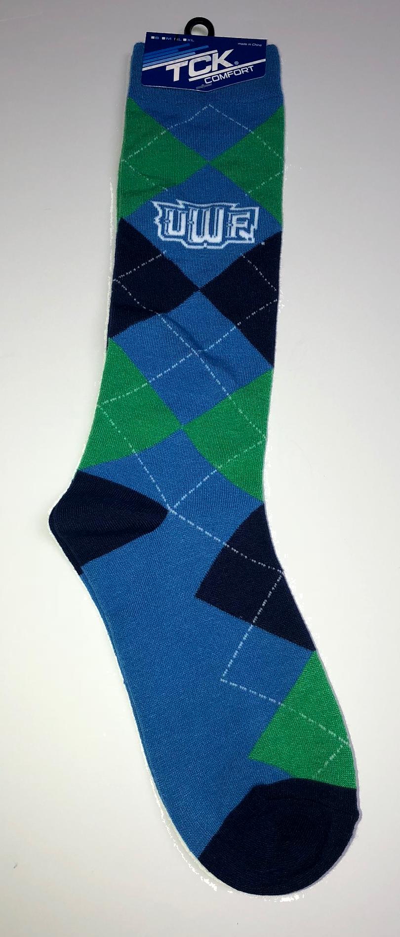 Argryle Sock