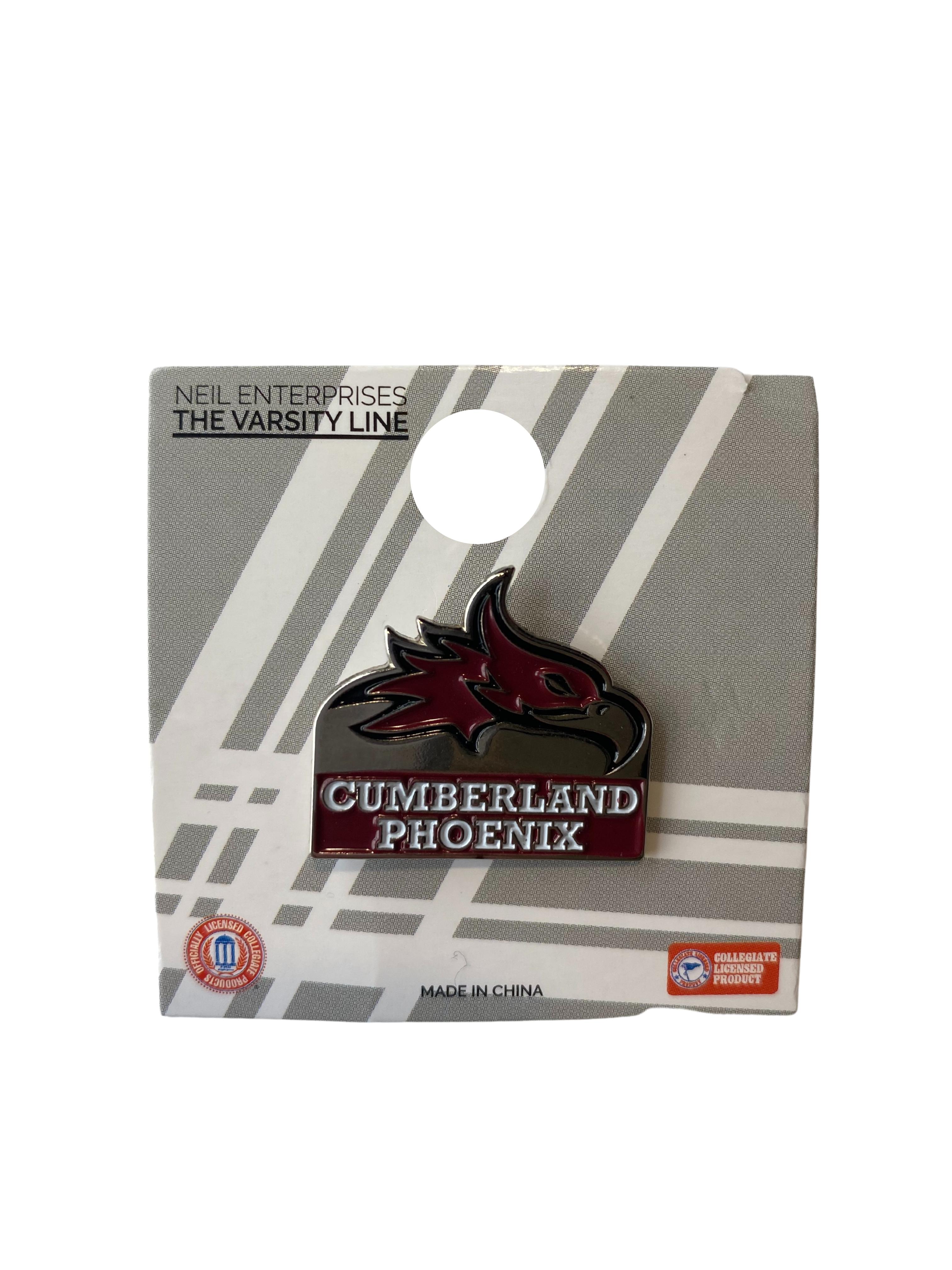 Cumberland Phoenix Lapel Pin