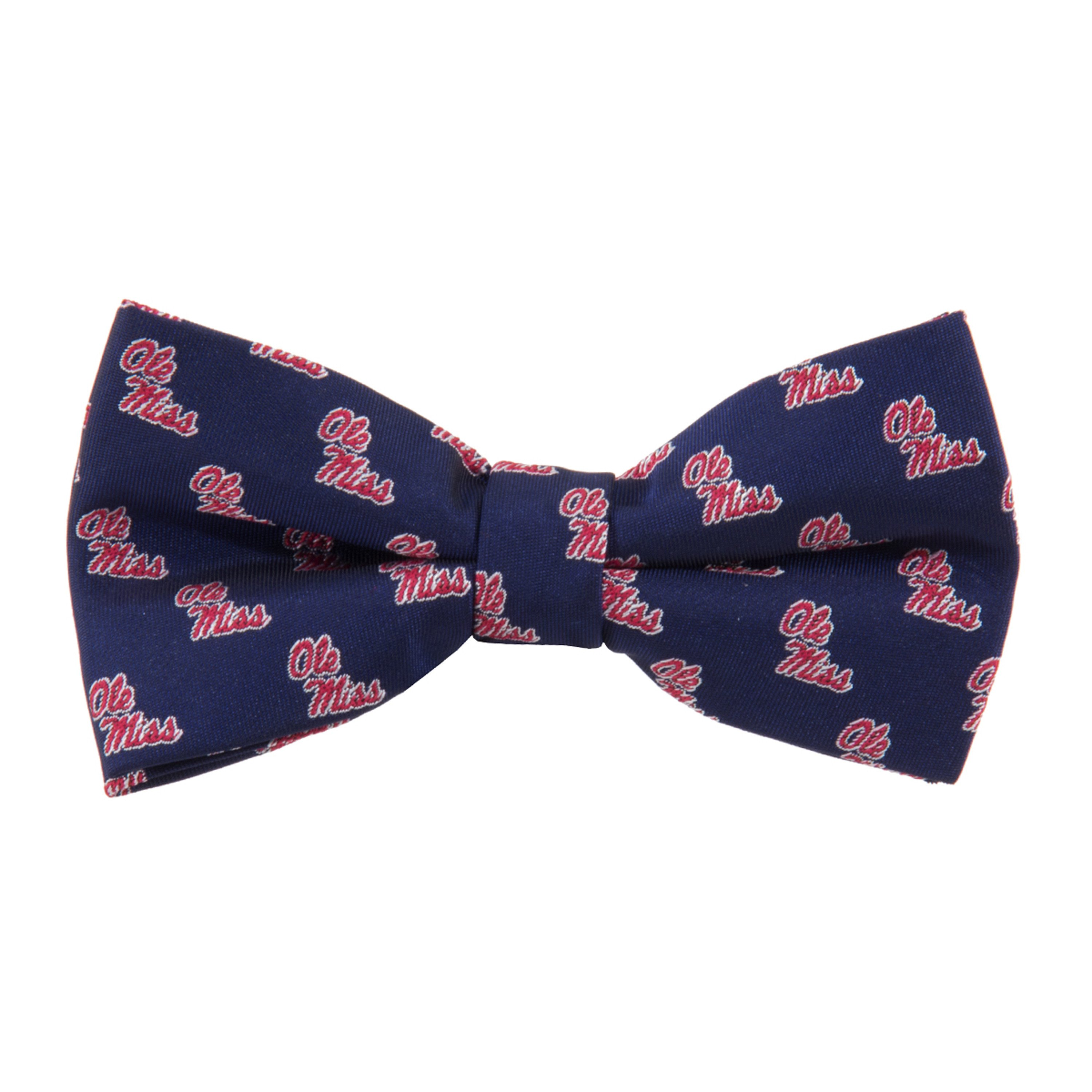 Ole Miss Bow Tie - Repeat