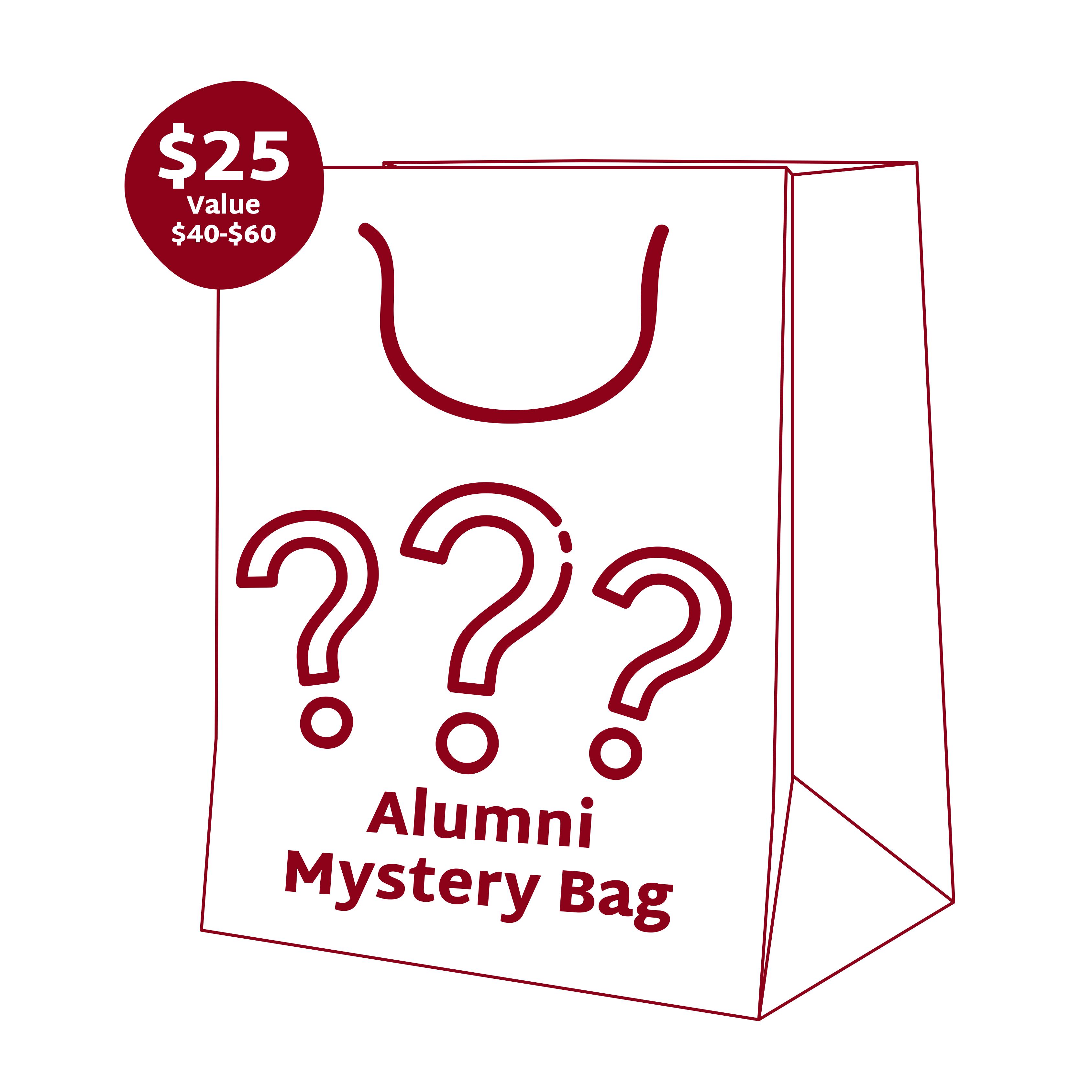CU Alumni MYSTERY Grab Bag