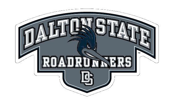 "Dalton State Roadrunners 6"" Decal"