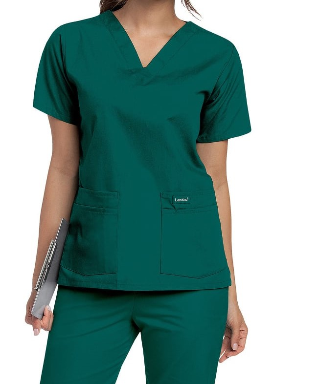 Green Nursing Top