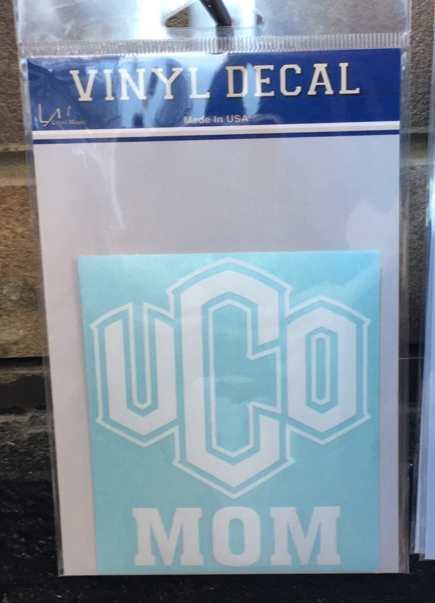 UCO Mom Decal