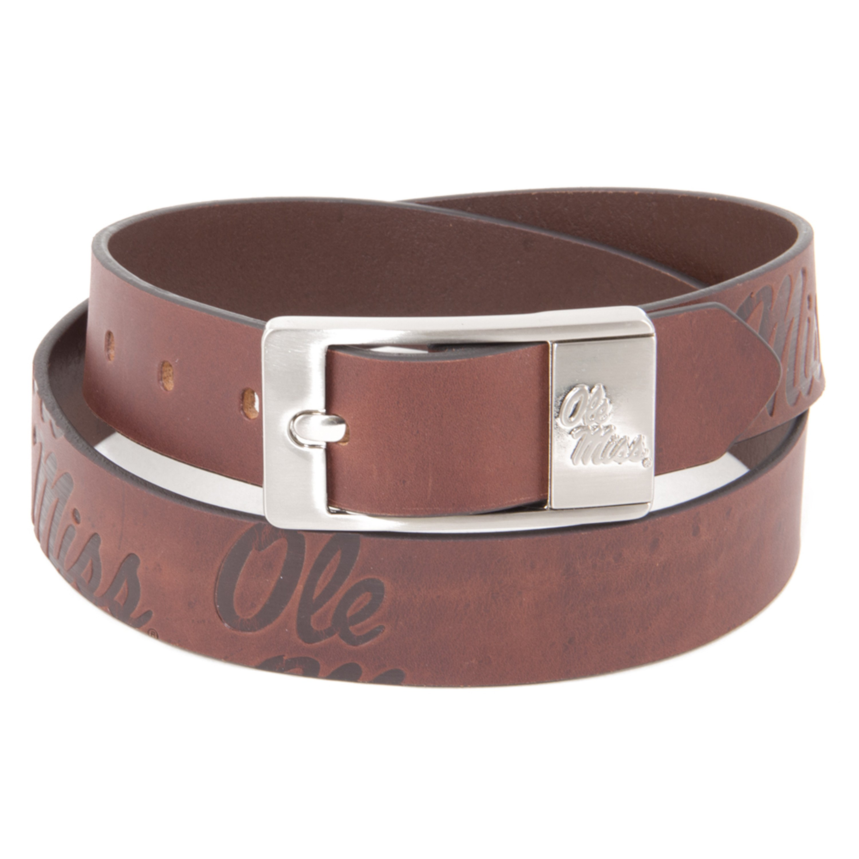 Ole Miss Brandish Belt