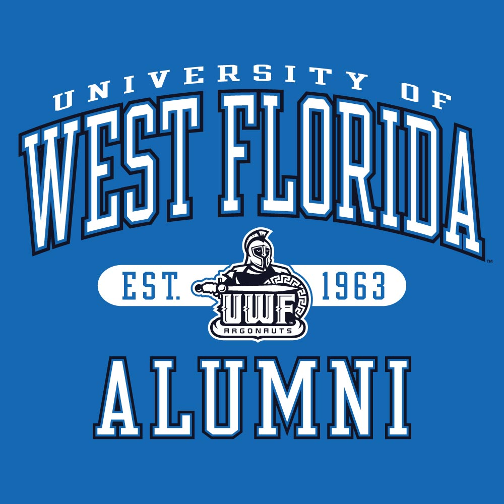 Alumni University of West Florida Long Sleeve