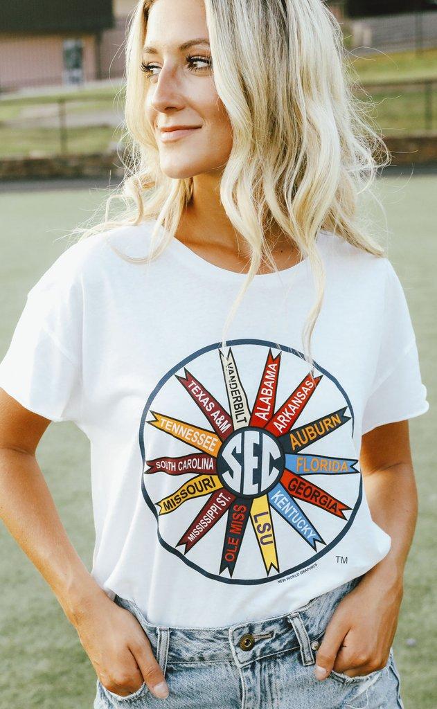 SEC Pinwheel Rocker