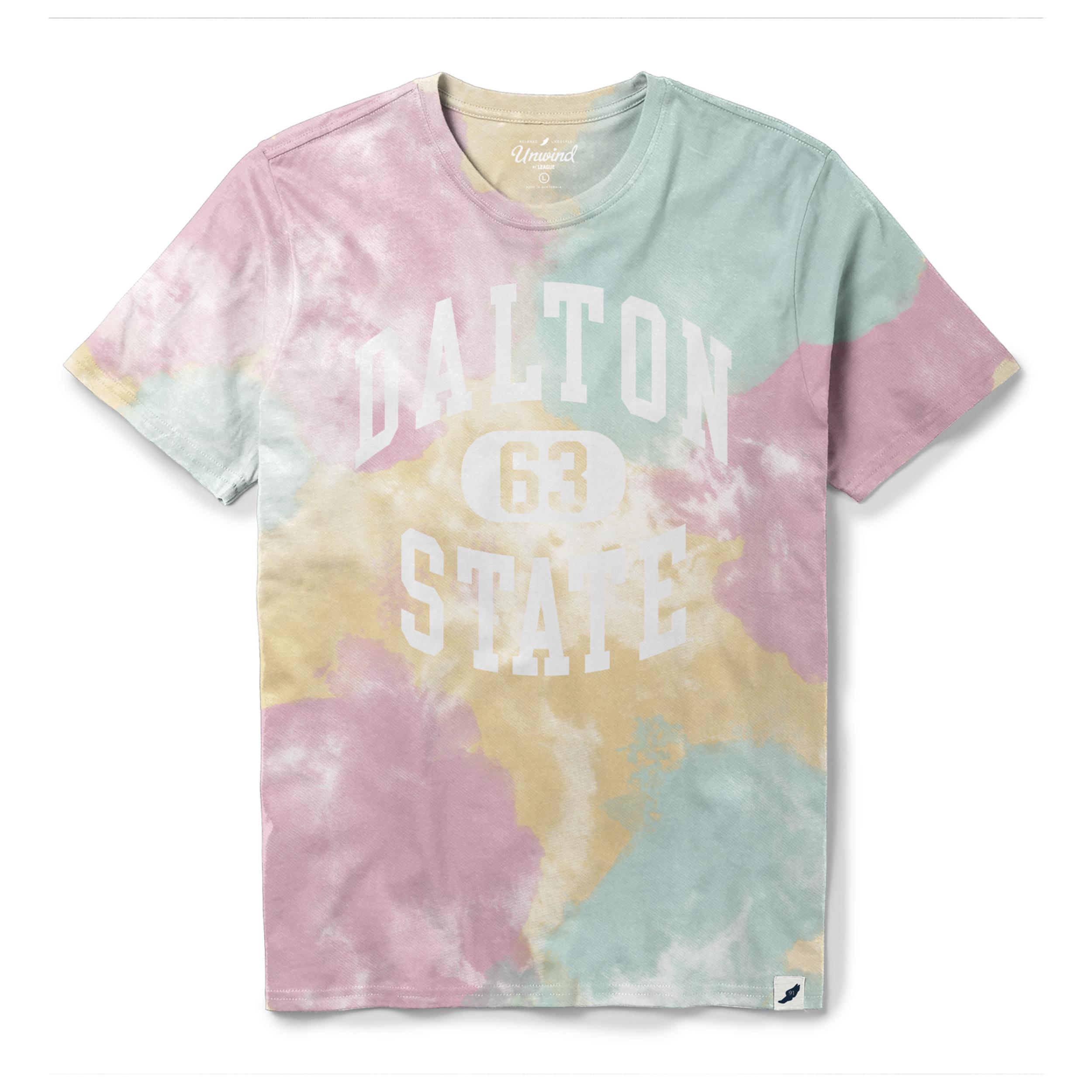 Dalton State 63 Tie Dye Shirt