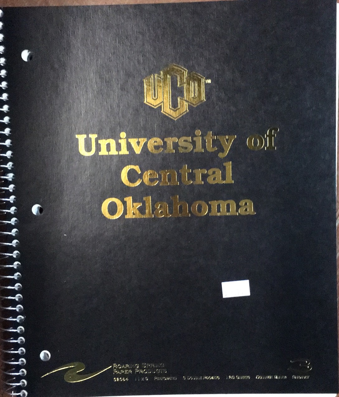 UCO Notebook