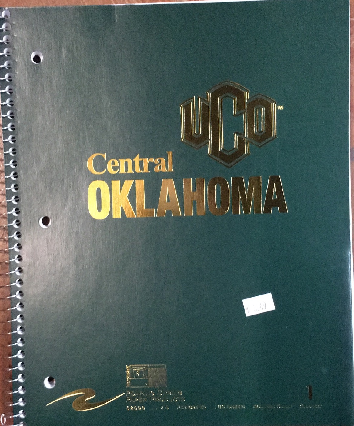 Central Oklahoma Notebook