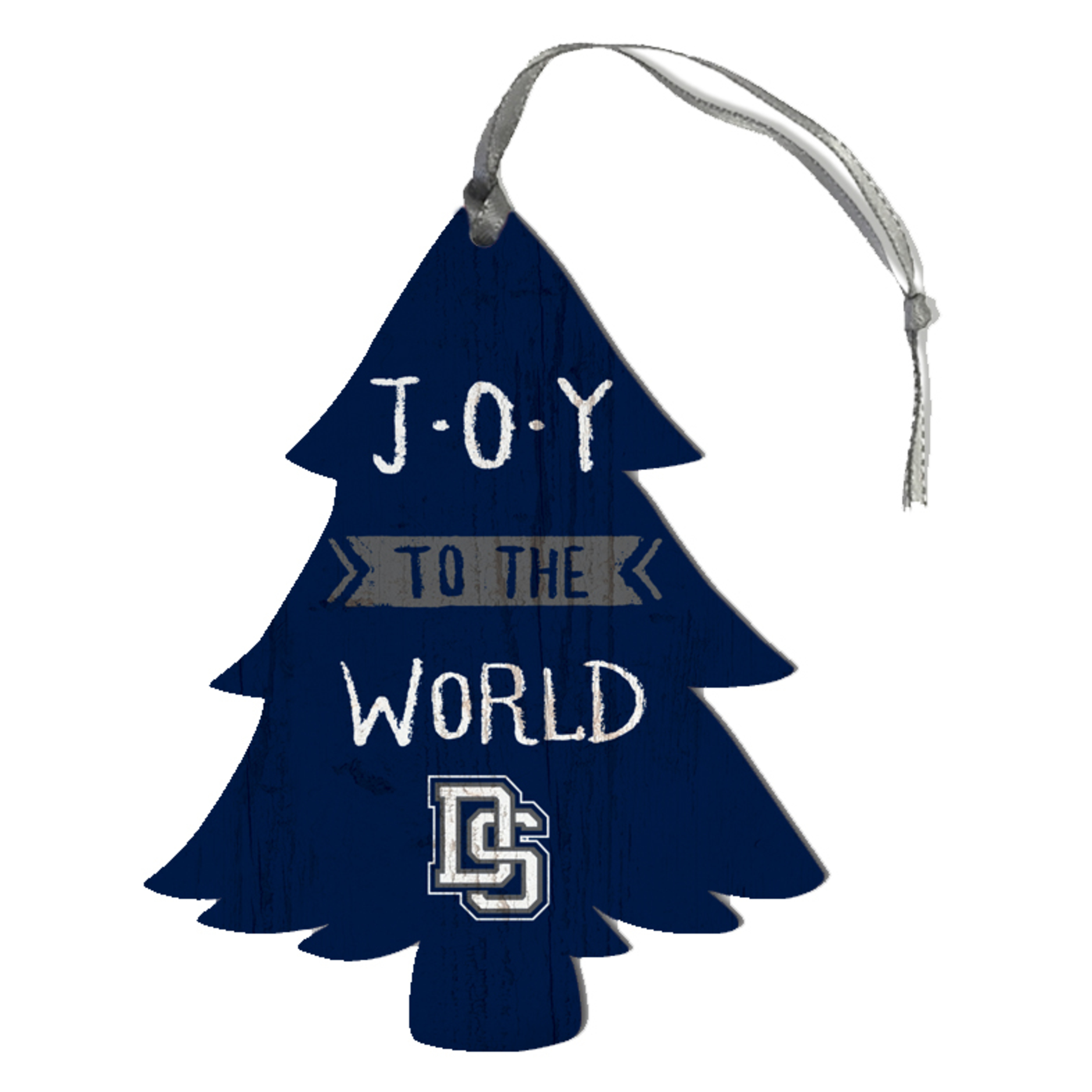 Joy to the World DS Tree Ornament