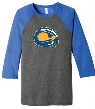 Skyhawk Logo Men's Baseball Tees